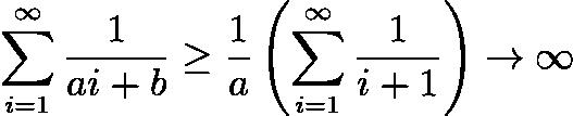 how to solve harmonic series